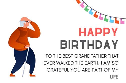 Unit 24: Grandfather's Birthday